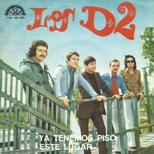 D 2, Los - Berta (Philips)FM68-204