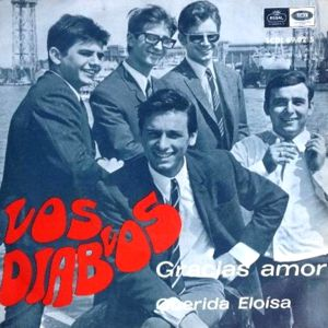 Diablos, Los - Regal (EMI)SCDL 69.025