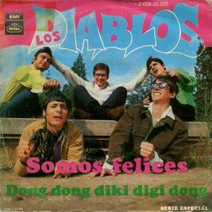 Diablos, Los - Regal (EMI)J 006-20.023