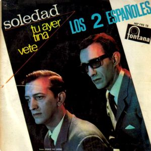 Dos Españoles, Los - Fontana467 792 TE
