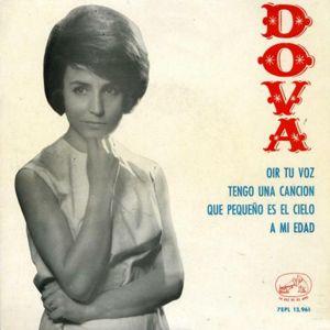 Dova - La Voz De Su Amo (EMI)7EPL 13.961