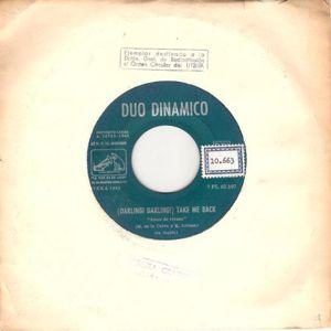 Dúo Dinámico - La Voz De Su Amo (EMI)7PL 63.107
