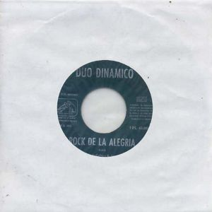 Dúo Dinámico - La Voz De Su Amo (EMI)7PL 63.056