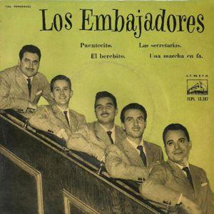 Embajadores, Los - La Voz De Su Amo (EMI)7EPL 13.317