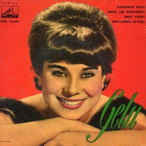 Gelu - La Voz De Su Amo (EMI)7EPL 13.641