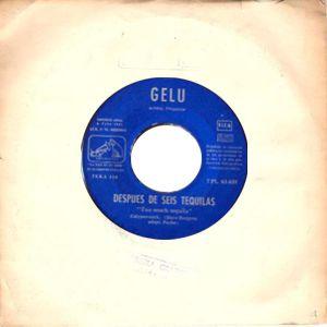 Gelu - La Voz De Su Amo (EMI)7PL 63.039