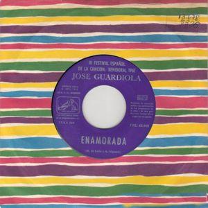Guardiola, José - La Voz De Su Amo (EMI)7PL 63.048