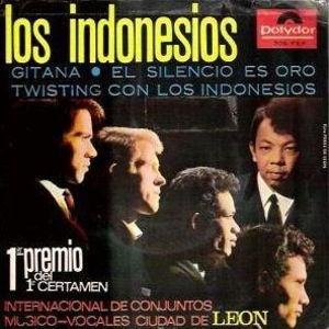 Indonesios, Los - Polydor309 FEP