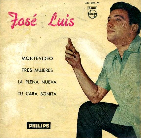 José Luis Y Su Guitarra - Philips433 826 PE