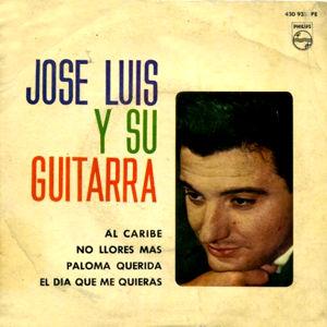 José Luis Y Su Guitarra - Philips433 933 PE