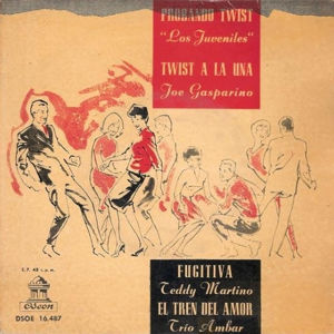 Varios - Pop Español 60' - Odeon (EMI)DSOE 16.487