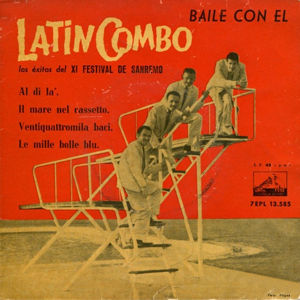Latin Combo - La Voz De Su Amo (EMI)7EPL 13.585