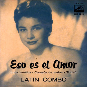 Latin Combo - La Voz De Su Amo (EMI)7EPL 13.251