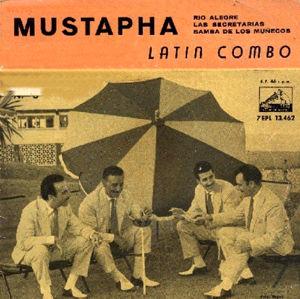 Latin Combo - La Voz De Su Amo (EMI)7EPL 13.462