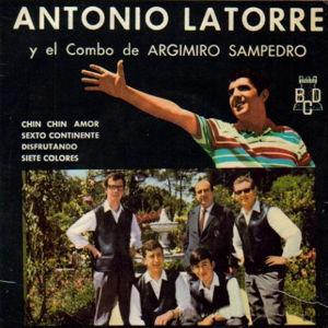 Latorre, Antonio - Discos BCDJ-20040-B