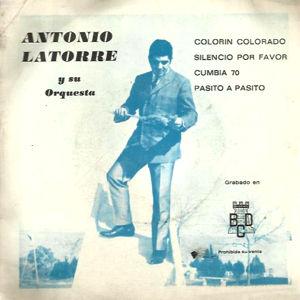 Latorre, Antonio - Discos BCDFM68-529