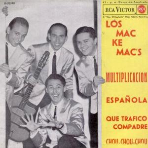Mac Ke Mac´s, Los - RCA3-20398