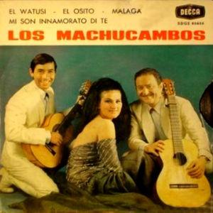 Machucambos, Los - ColumbiaSDGE 80626