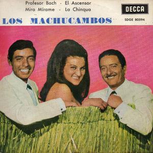 Machucambos, Los - ColumbiaSDGE 80594