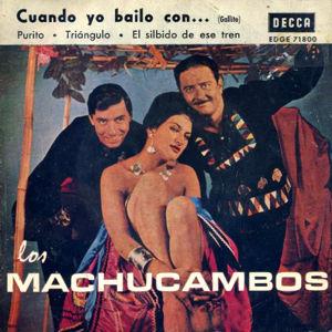 Machucambos, Los - ColumbiaEDGE 71800