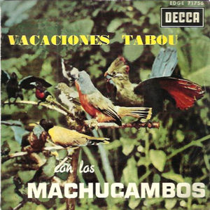 Machucambos, Los - Columbia EDGE 71756