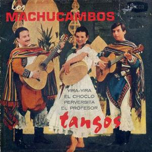 Machucambos, Los - ColumbiaEDGE 71660