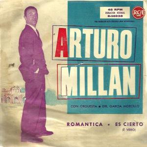 Millán, Arturo - RCA3-14033