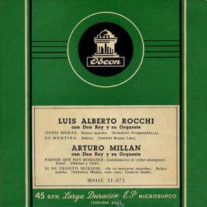 Varios - Pop Español 60' - Odeon (EMI)MSOE 31.075