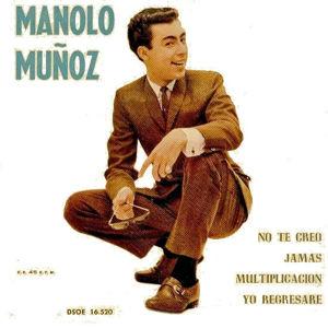 Muñoz, Manolo - Odeon (EMI)DSOE 16.520