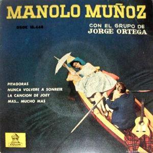 Muñoz, Manolo - Odeon (EMI)DSOE 16.448