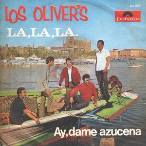 Oliver´s, Los - Polydor80 025