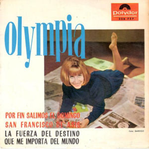 Olympia - Polydor256 FEP