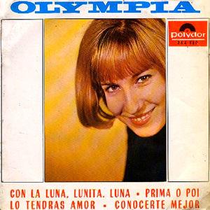Olympia - Polydor264 FEP