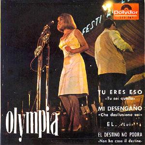 Olympia - Polydor292 FEP