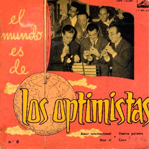 Optimistas, Los - La Voz De Su Amo (EMI)7EPL 13.260