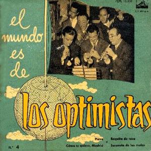 Optimistas, Los - La Voz De Su Amo (EMI)7EPL 13.258