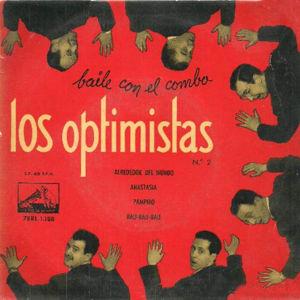 Optimistas, Los - La Voz De Su Amo (EMI)7ERL 1.188