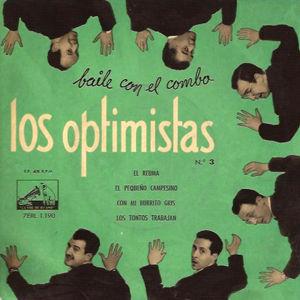 Optimistas, Los - La Voz De Su Amo (EMI)7ERL 1.190