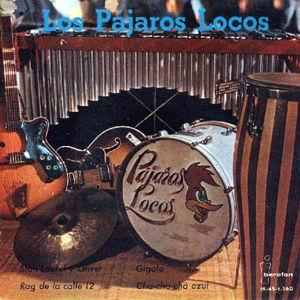 Pájaros Locos, Los - IberofónIB-45-1.160
