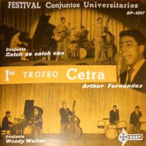 Varios - Pop Español 60' - SAEFSP-1017