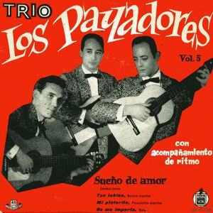 Payadores, Los - HispavoxHH 17-129