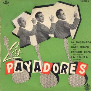 Payadores, Los - HispavoxHH 17- 25