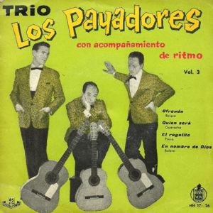 Payadores, Los - HispavoxHH 17- 26