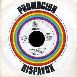Raphael - HispavoxCP-317
