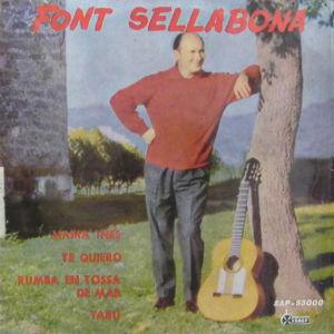 Sellabona, Font
