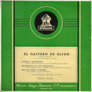 Teatro Español - Odeon (EMI)DSOE 16.031