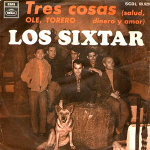 Sixtar, Los - Regal (EMI) SCDL 69.029