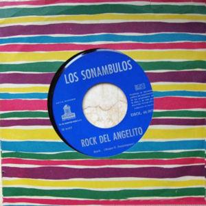 Sonámbulos, Los - Odeon (EMI)DSOL 66.007
