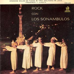 Sonámbulos, Los - Odeon (EMI)DSOE 16.430