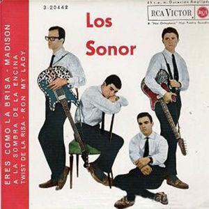 Sonor, Los - RCA3-20442